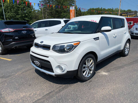 2017 Kia Soul for sale at Affordable Auto Sales in Webster WI