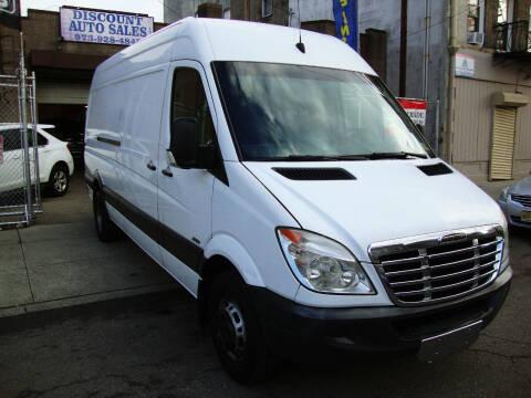 2011 Freightliner Sprinter Cargo for sale at Discount Auto Sales in Passaic NJ