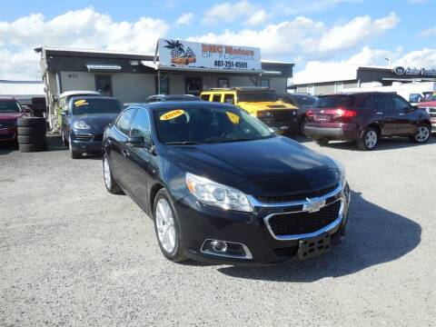 2016 Chevrolet Malibu Limited for sale at DMC Motors of Florida in Orlando FL