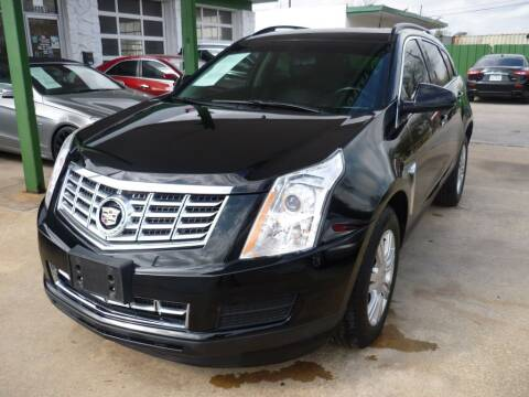2014 Cadillac SRX for sale at Auto Outlet Inc. in Houston TX