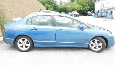 2007 Honda Civic for sale at Route 3 Motors in Broomall PA