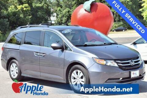 2016 Honda Odyssey for sale at APPLE HONDA in Riverhead NY