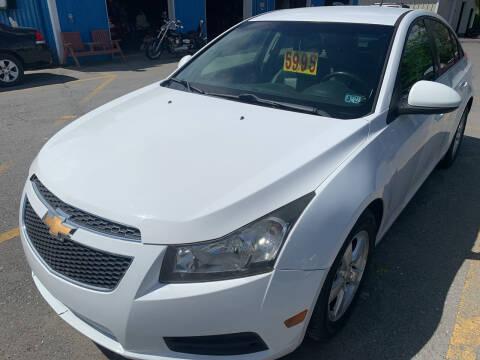 2011 Chevrolet Cruze for sale at BURNWORTH AUTO INC in Windber PA