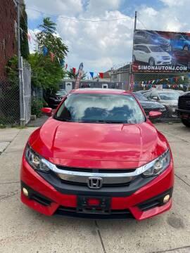 2018 Honda Civic for sale at Simon Auto Group in Newark NJ