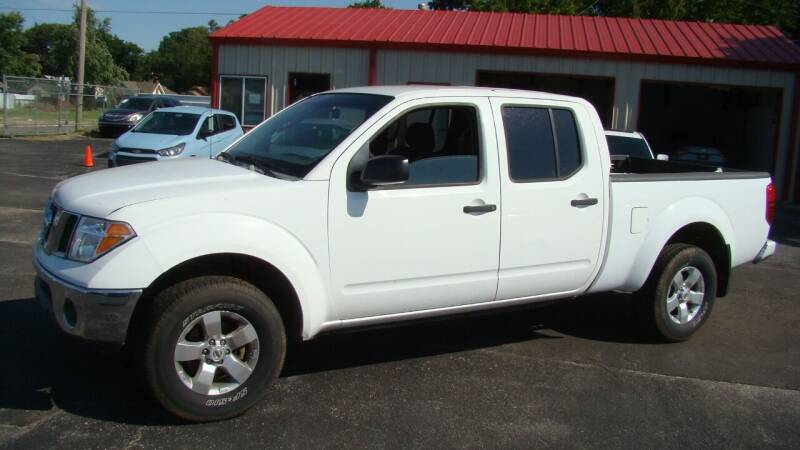 2008 Nissan Frontier for sale at Red Rock Auto LLC in Oklahoma City OK