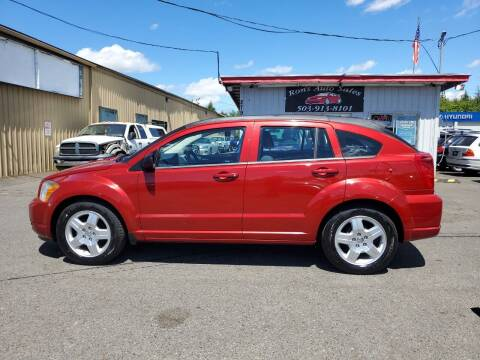 2009 Dodge Caliber for sale at Ron's Auto Sales in Hillsboro OR