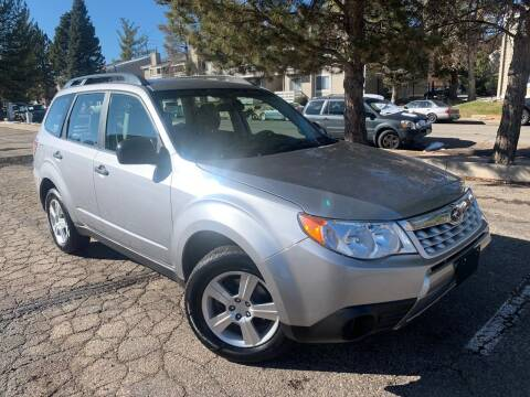 2011 Subaru Forester for sale at CarDen in Denver CO