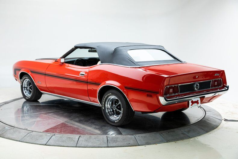 1973 Ford Mustang 9