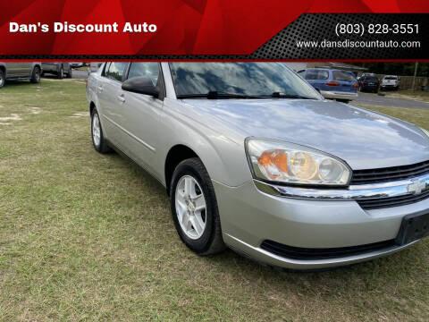 2004 Chevrolet Malibu for sale at Dan's Discount Auto in Gaston SC
