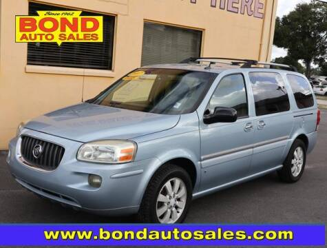 2007 Buick Terraza for sale at Bond Auto Sales in St Petersburg FL