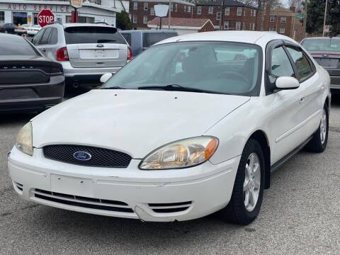 2006 Ford Taurus for sale at IMPORT Motors in Saint Louis MO