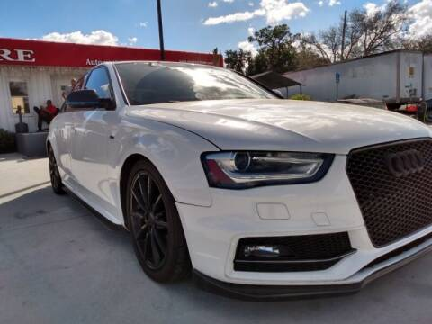 2015 Audi A4 for sale at Empire Automotive Group Inc. in Orlando FL