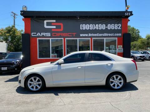 2013 Cadillac ATS for sale at Cars Direct in Ontario CA