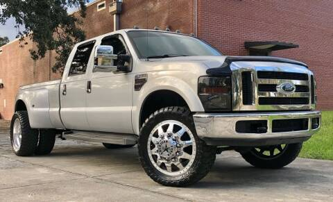 2008 Ford F-350 Super Duty for sale at Unique Motors of Tampa in Tampa FL