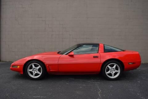 1996 Chevrolet Corvette for sale at Precision Imports in Springdale AR