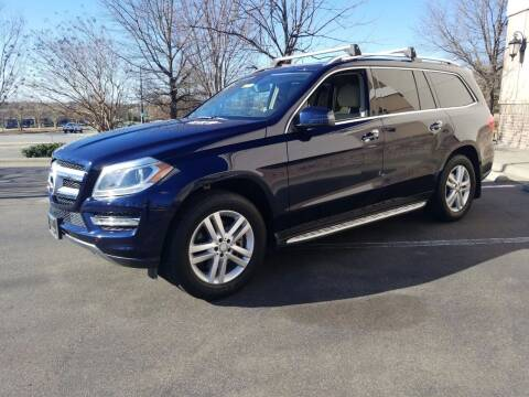 2014 Mercedes-Benz GL-Class for sale at European Performance in Raleigh NC