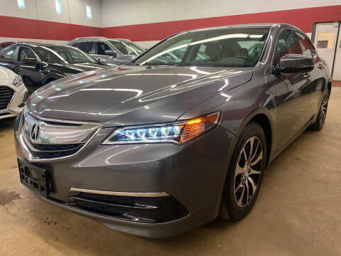 2017 Acura TLX for sale at Columbus Car Warehouse in Columbus OH