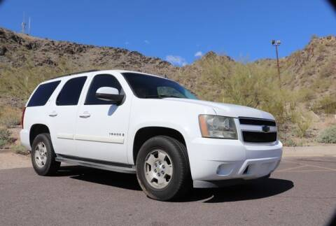 2007 Chevrolet Tahoe for sale at Liberty Cars and Trucks in Phoenix AZ