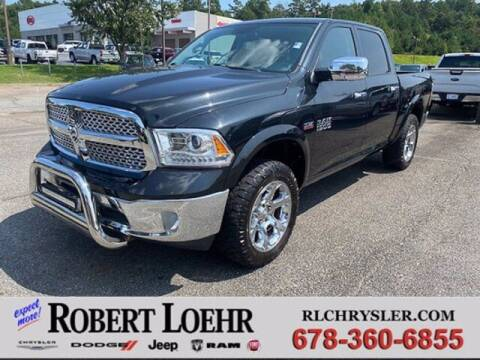 2017 RAM Ram Pickup 1500 for sale at Robert Loehr Chrysler Dodge Jeep Ram in Cartersville GA
