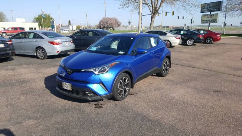 2018 Toyota C-HR for sale in Sioux Falls, SD