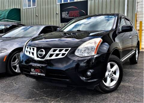 2013 Nissan Rogue for sale at Haus of Imports in Lemont IL