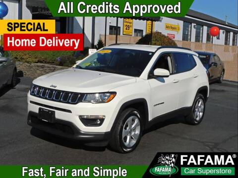 2019 Jeep Compass for sale at FAFAMA AUTO SALES Inc in Milford MA