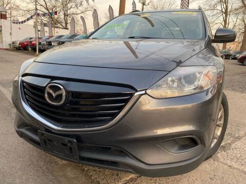 2014 Mazda CX-9 for sale at Best Cars R Us in Plainfield NJ