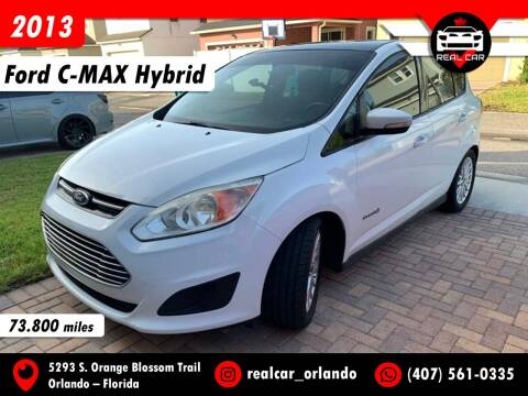 2013 Ford C-MAX Hybrid for sale at Real Car Sales in Orlando FL