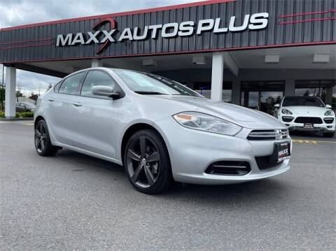 2013 Dodge Dart for sale at Maxx Autos Plus in Puyallup WA