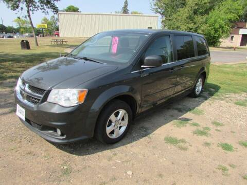 2012 Dodge Grand Caravan for sale at Fedder Motors in Mora MN