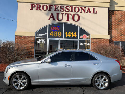 2015 Cadillac ATS for sale at Professional Auto Sales & Service in Fort Wayne IN