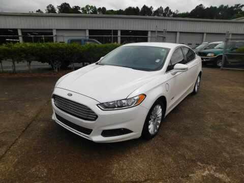 2015 Ford Fusion Energi for sale at Paniagua Auto Mall in Dalton GA