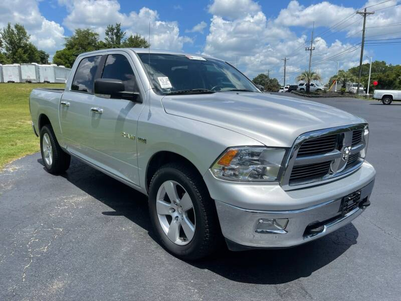 2010 Dodge Ram Pickup 1500 for sale at Rock 'n Roll Auto Sales in West Columbia SC