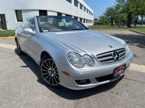 2006 Mercedes-Benz CLK for sale at JerseyMotorsInc.com in Teterboro NJ