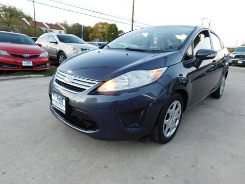 2013 Ford Fiesta for sale at AMD AUTO in San Antonio TX