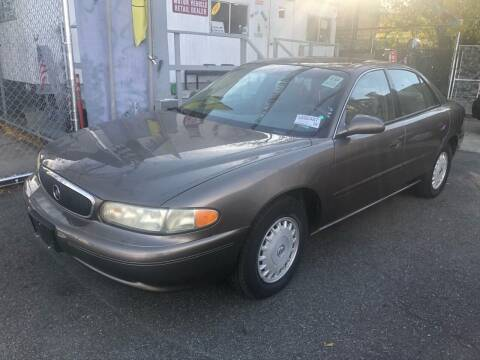 2004 Buick Century for sale at GARET MOTORS in Maspeth NY