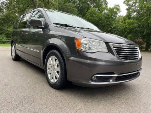 2015 Chrysler Town and Country for sale at Thornhill Motor Company in Lake Worth TX