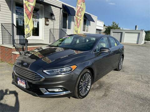 2017 Ford Fusion for sale at Best Price Auto Sales in Methuen MA