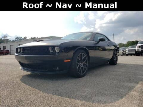 2018 Dodge Challenger for sale at Hardy Auto Resales in Dallas GA