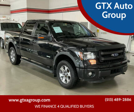 2014 Ford F-150 for sale at UNCARRO in West Chester OH