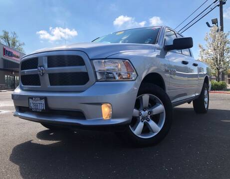 2015 RAM Ram Pickup 1500 for sale at LUGO AUTO GROUP in Sacramento CA