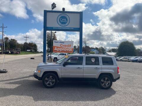 2016 Jeep Patriot for sale at Corry Pre Owned Auto Sales in Corry PA