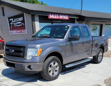 2013 Ford F-150 for sale at Fletcher Auto Sales in Augusta GA