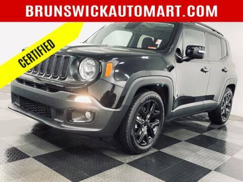 2017 Jeep Renegade for sale at Brunswick Auto Mart in Brunswick OH