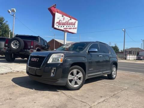 2014 GMC Terrain for sale at Southwest Car Sales in Oklahoma City OK