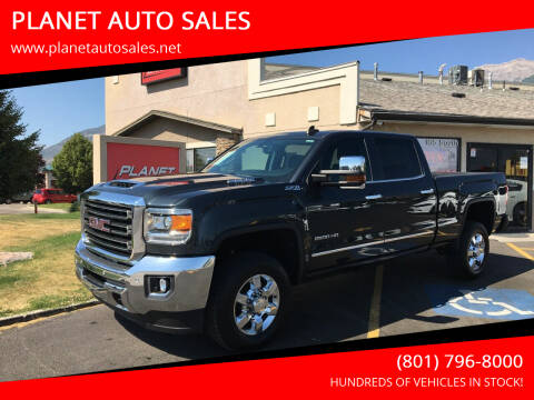 2019 GMC Sierra 2500HD for sale at PLANET AUTO SALES in Lindon UT