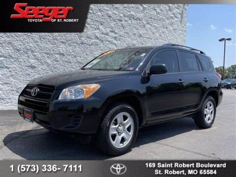 2012 Toyota RAV4 for sale at SEEGER TOYOTA OF ST ROBERT in St Robert MO
