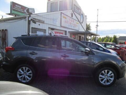 2015 Toyota RAV4 for sale at G&R Auto Sales in Lynnwood WA