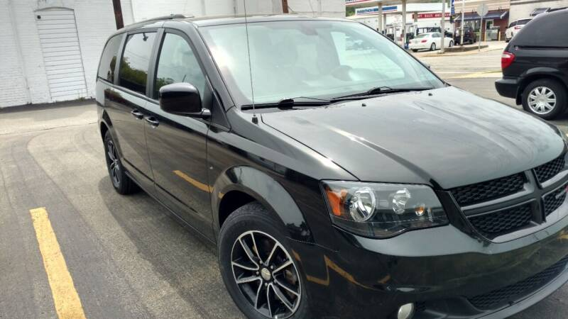 2019 Dodge Grand Caravan for sale at Graft Sales and Service Inc in Scottdale PA