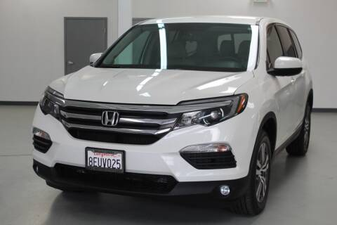 2018 Honda Pilot for sale at Mag Motor Company in Walnut Creek CA
